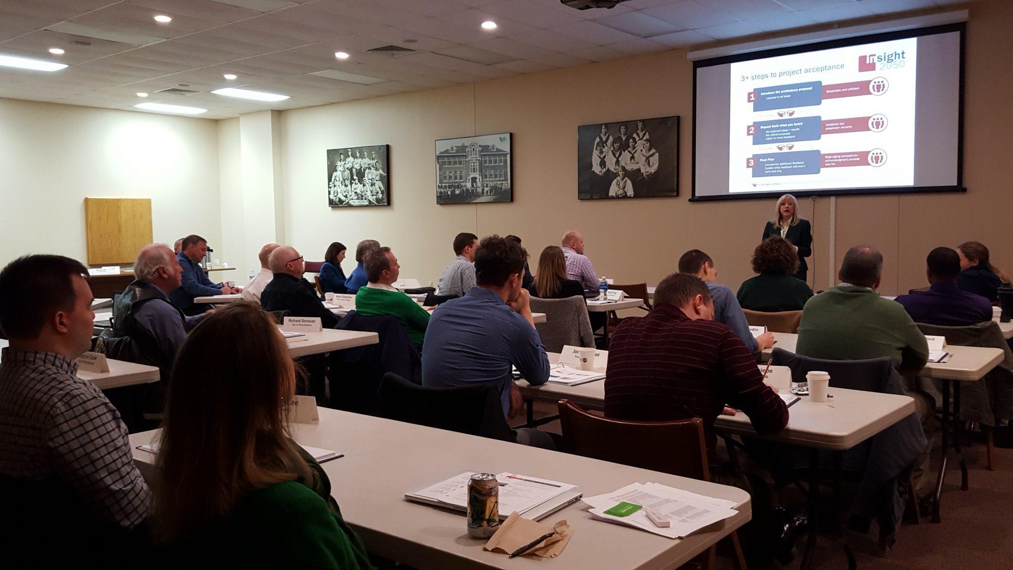 insight 2050 presentation meeting