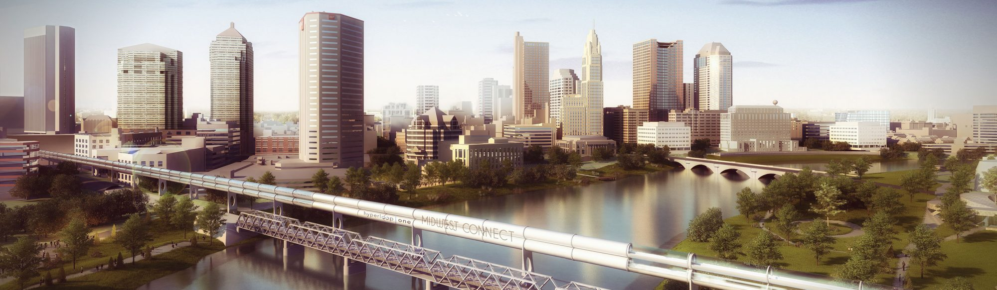 Hyperloop Midwest Connect Initiative